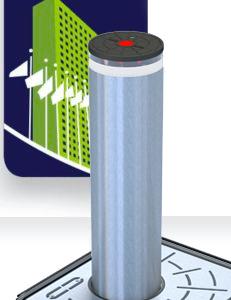 - CH-IT - Traffic Bollards - Vehicle Access Control Systems - FAAC Bollards - FAAC