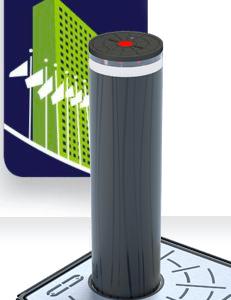 seriejs pu icon - CH-IT - Traffic Bollards - Vehicle Access Control Systems - FAAC Bollards - FAAC